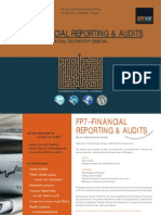 FP7 Financial Reporting & Audits