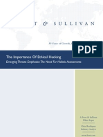 The Importance Of Ethical Hacking