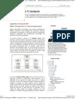 Gestão de TI inteligente_ PMBOK – Introdução (Parte 4) – Estruturas Organizacionais 2
