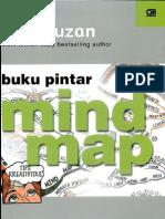 Buku Pintar Mind Map Tony Buzan