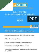 SIDBI Presentation