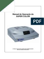 Manual e Lista Canais Super Color