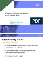 IBM Workforce Diversity