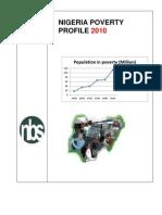 Nigeria Poverty Profile 2010