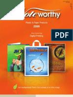 2009 Noteworthy Catalog