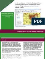 Exercise 05 - Assessing Hurricane Hazards in Texas