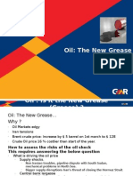Oil the New Grease