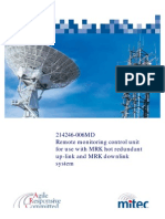 Mitec Remote Control Panel 214246-Xxx