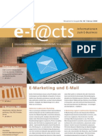 E-Facts 6 - E-Marketing und E-Mail