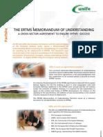 ERTMS Facts Sheet 2 - The ERTMS Memorandum of Understanding
