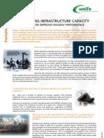 ERTMS Facts Sheet 10 - Increasing Infrastructure Capacity