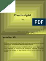 Tema 7 _ El Audio Digital