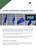 EU Public Procurement Review