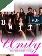 Inspirational Woman Magazine Unity Issue