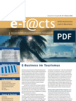 E-Facts 7 - E-Business im Tourismus