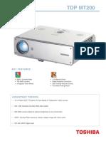 Projector Spec 2604
