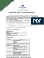 CARRERATECNICADEAUDIOYSONIDOPROFESIONAL