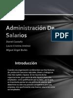ADMON DE SALARIOS