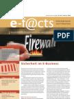 E-Facts 8 - Sicherheit im E-Business