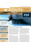 E-Facts 10 - Wissensmanagement