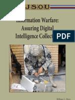 Information Warfare - Assuring Digital Intel Collection