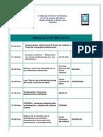 IV FERIA DE JUSTICIA Y TECNOLOGÍA 25 a 27 de abril de 2012-04-11 Ciudad Autónoma de Buenos Aires Argentina