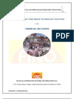 FINO Business Proposal