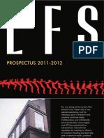 LFS Prospectus 2011-2012