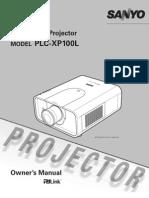 PLC XP100LInstruction