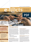E-Facts 12 - E-Kooperation
