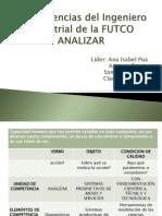 Competencias Del Ingeniero Industrial de La FUTCO