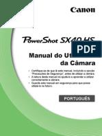 PowerShot SX40 HS Camera User Guide PT v1.0