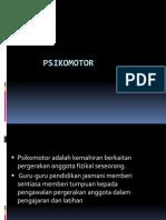 Per Banding An Domain Afektif Dan Domain Psikomotor