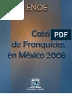 Lista de Franquicia Mex INEGI 2008