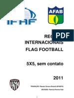 Regras Internacionais de Flag 2011 v1