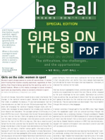 The Ball's Girls on the Side Report