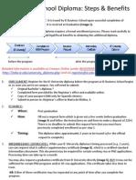 Fact Sheet Diplomas
