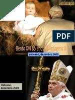 Bento XVI 85 Anos, 85 Imagens B (s)
