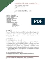 1._silabo 2012 Introduccion Al Arte