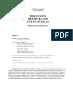 Resolucion de Conflictos en La Escuela_girard & Koch