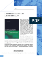 Deterrence and the Death Penalty PDF