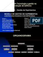 GRUPO 1 - Modelo de Suprimentos