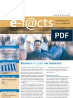 E-Facts 18 - Kunden finden im Internet