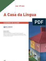 A Casa Da Lingua_caderno de Actividades