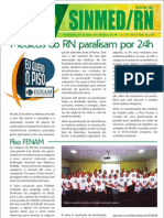Boletim Informativo Sinmed - Abril 2012