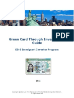 Green Card Through Investment EB-5 Program Guide