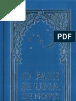 O Mie Si Una de Nopti Vol 09 - Redus