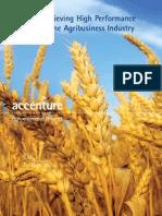 Accenture Agribusiness