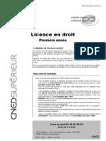 Licencedroit