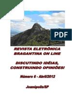 Revista Eletrônica Bragantina On Line - Abril/2012